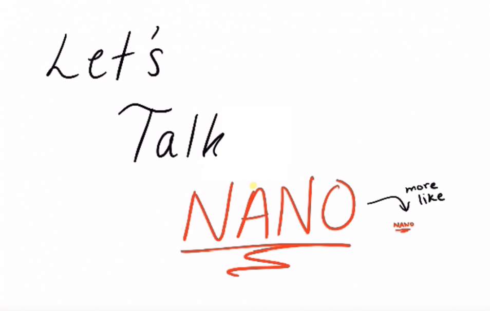 Let's Talk Nano Preview Image