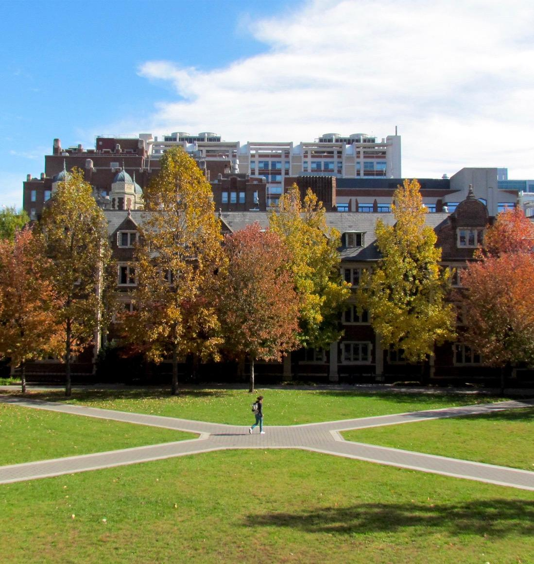 photo of Penn's campus