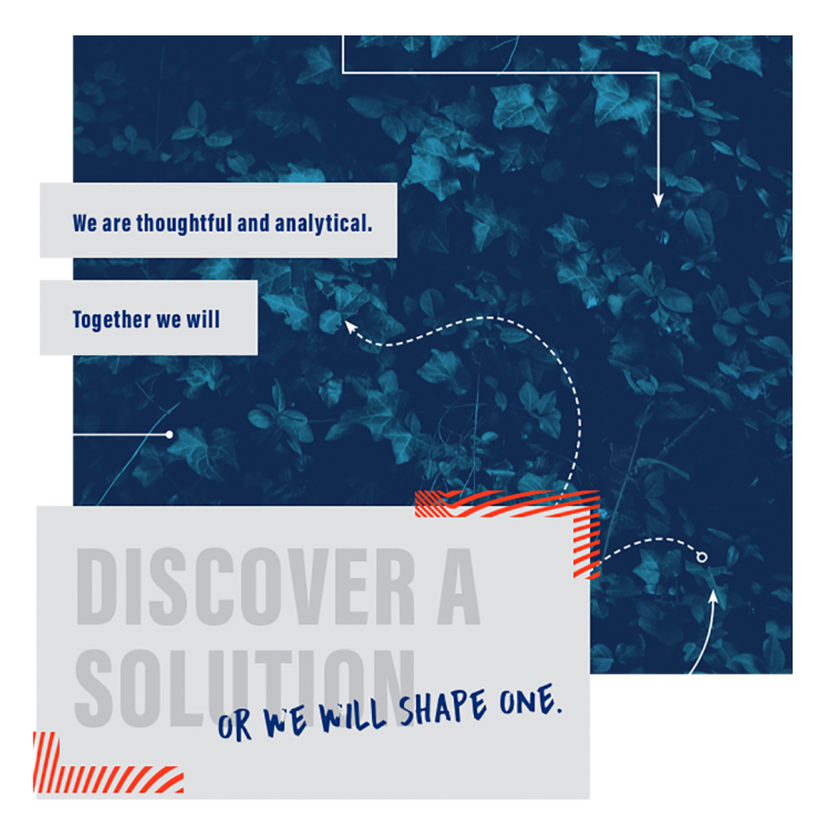 Discover a solution