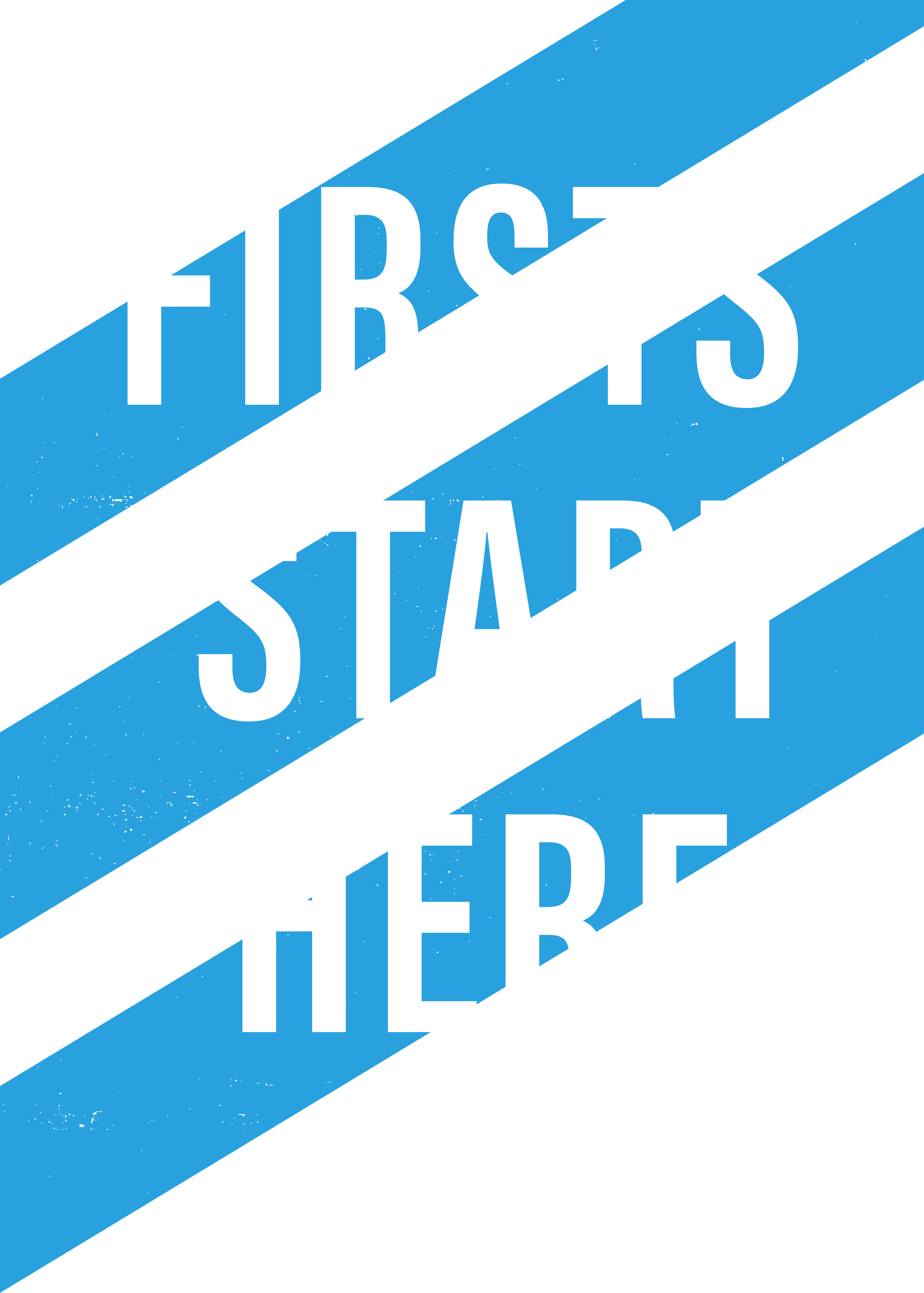 Firsts Start Here